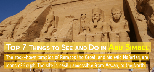 Temple Ramses Great Abu Simbel