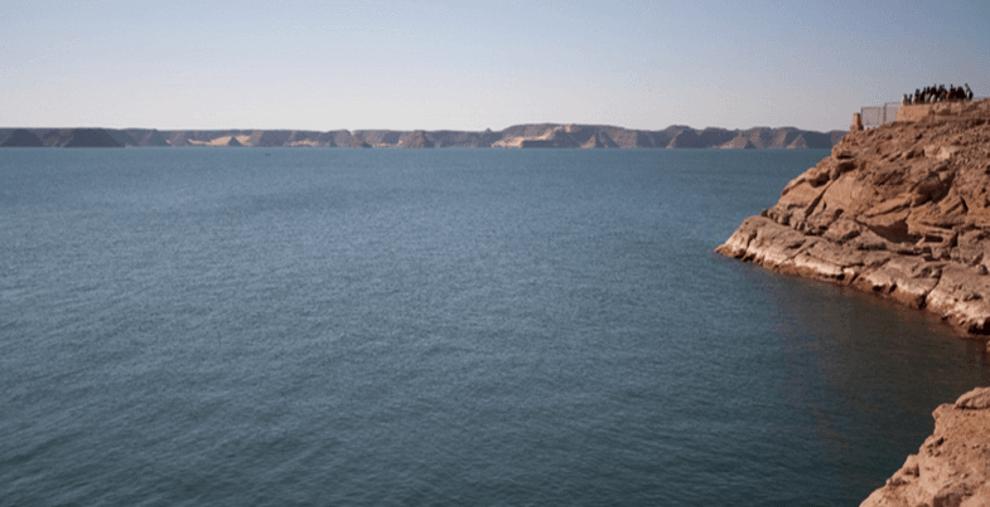 Lake Nasser Abu Simbel