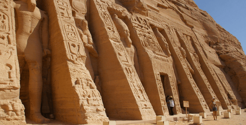 Abu Simbel Temple of Nefertari