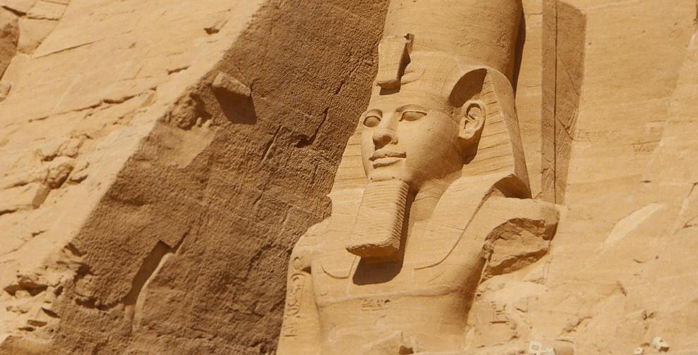 Abu Simbel Temple of Ramses