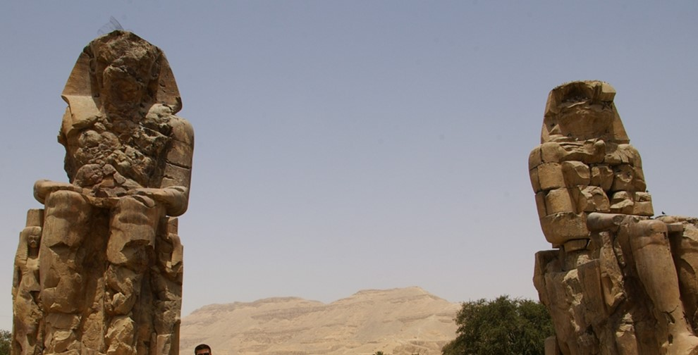 EgyptianSidekickColossi
