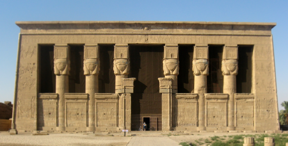 Hathor Temple Dendera