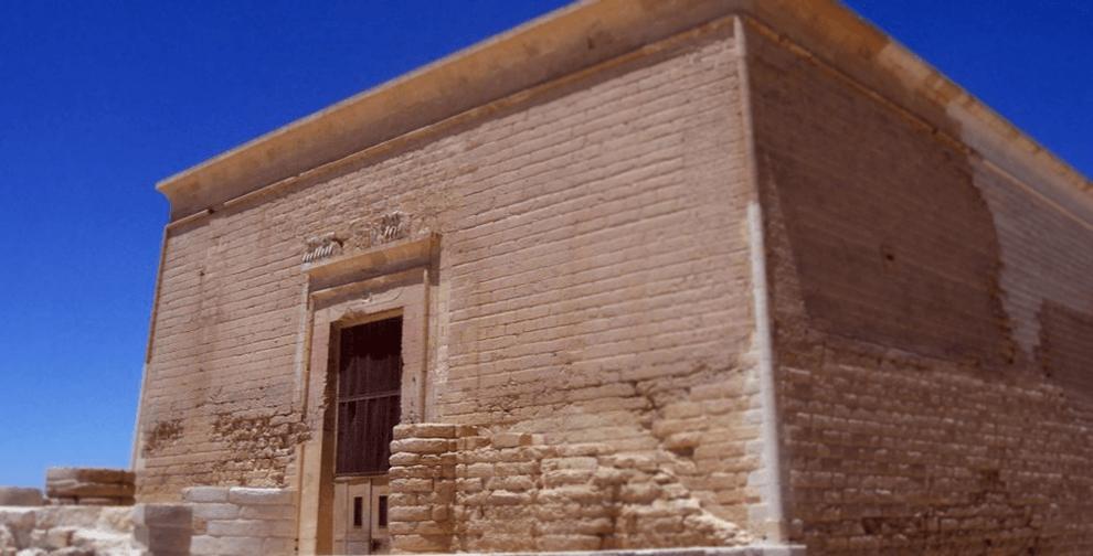 Egyptian Sidekick Fayoum Qasr Qaroun