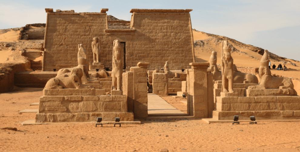 EgyptianSidekickKalabshaTemple