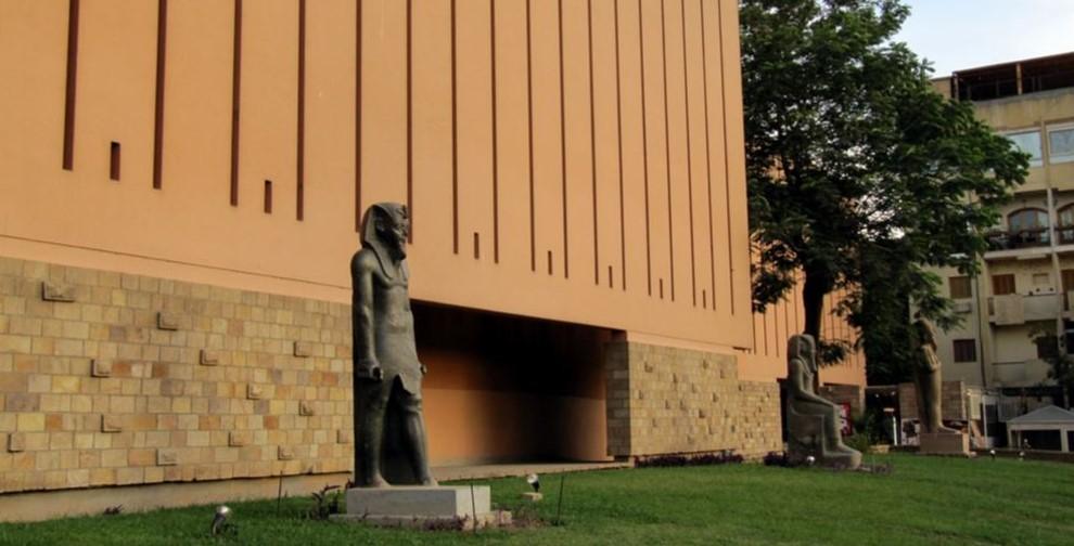 EgyptianSidekickLuxorMuseum