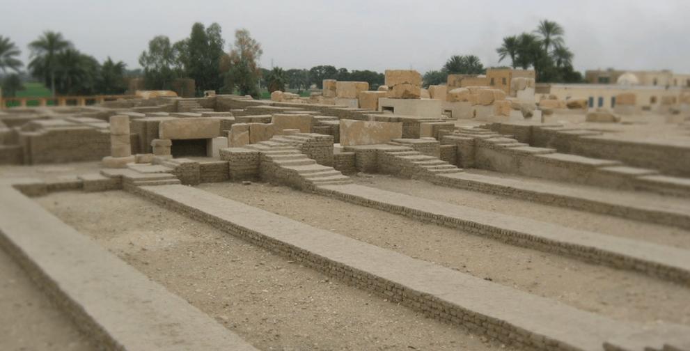 Merenptah Temple Luxor