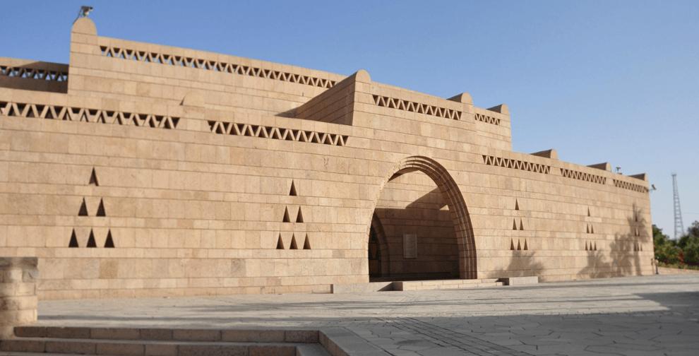 EgyptianSidekickNubianMuseum