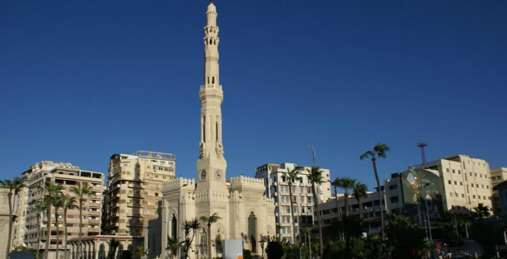 EgyptianSidekickQaedMosque