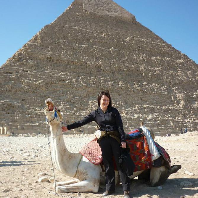 EgyptianSidekickSarahDarkis