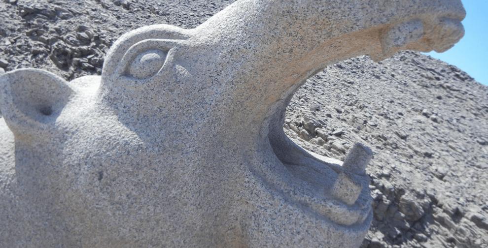 EgyptianSidekickSculpturePark