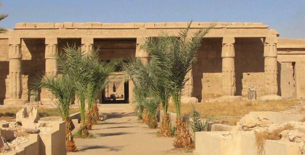 Memorial Temple Seti I