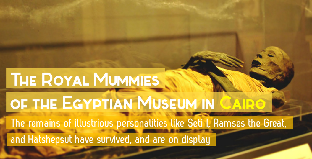 Royal Mummies Hall