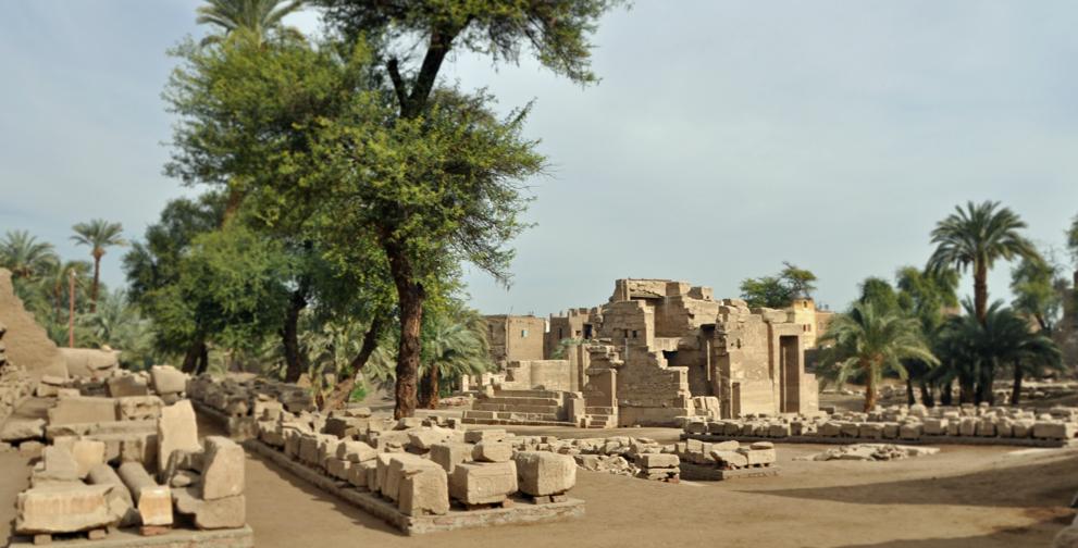 Montu Temple Tod